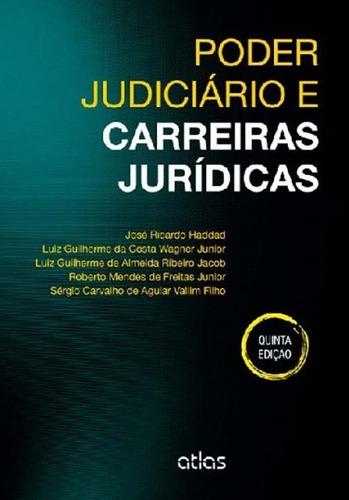 Imagem 1 de 1 de Poder Judiciário E Carreiras Jurídicas