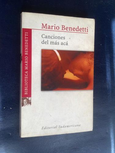 Canciones Del Más Acá Benedetti, Mario