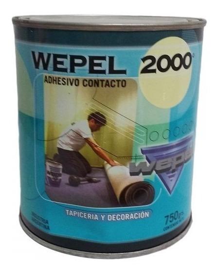 Adhesivo Wepel, Pegamento 2.8 Kg Para Alfombras Y Césped Sintético, Ambiance