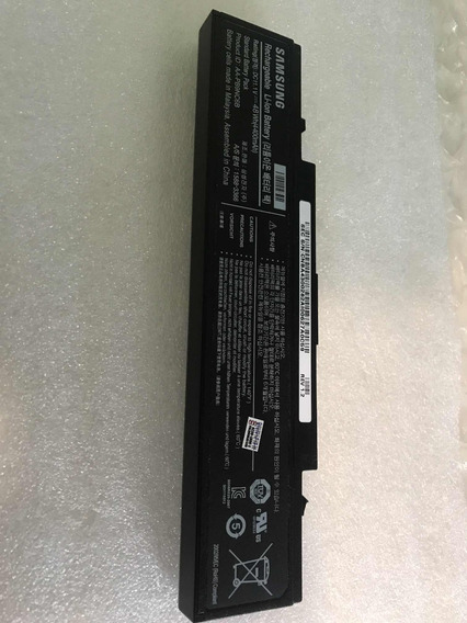 Bateria Original Notebook Samsung Np275 E4e Mais De 2hrs