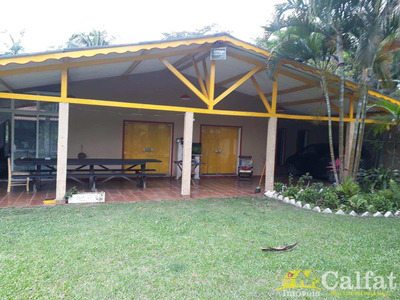 Sítio Com 3 Dorms, Vila São Paulo, Itanhaém - R$ 760 Mil, Cod: 801 - V801