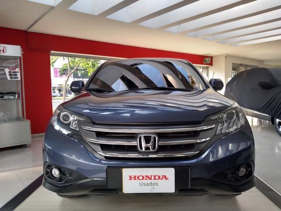 Honda Cr-v Exl 2012 Azul Brillante