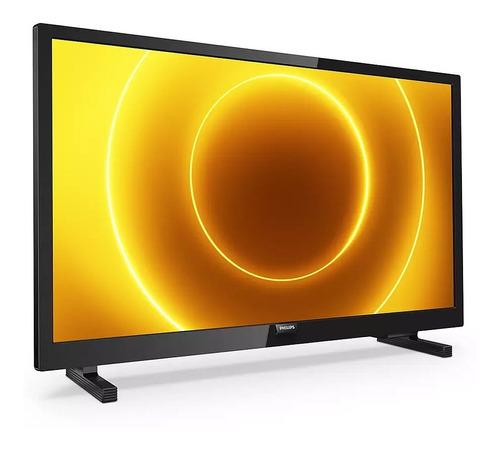Imagen 1 de 7 de Televisor Tv Led 24 Pulgadas Philips 24phd5565/77 Web Cuotas