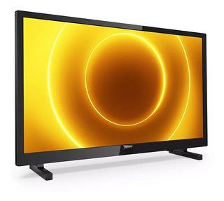 Televisor Tv Led 24 Pulgadas Philips 24phd5565/77 Hdmi Rca