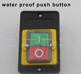 On/off Water Proof Botão Switch Max 10a 380 V