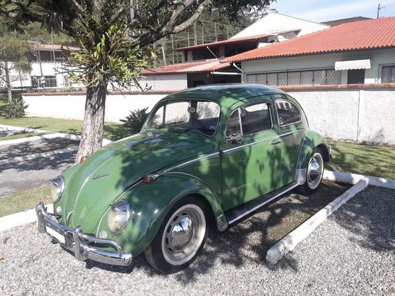 Fusca 1969 - Placa Preta - Impecável!!!