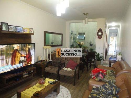 Sobrado Com 3 Dormitórios À Venda, 150 M² Por R$ 650.000,00 - Penha De França - São Paulo/sp - So1202