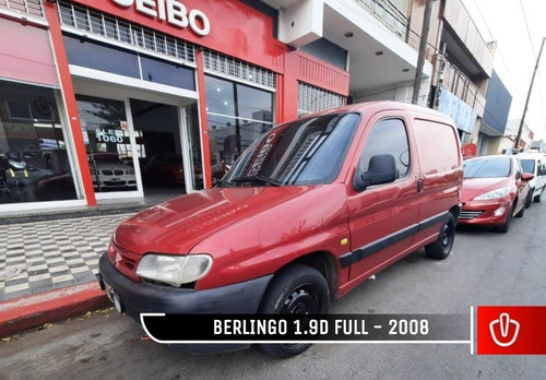 Citroën Berlingo 1.9 D 3 P 2008