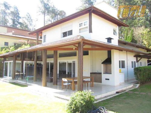 Imagem 1 de 30 de Sobrado Com 3 Dormitórios À Venda, 452 M² Por R$ 5.400.000,00 - Condominio Estância Parque De Atibaia - Atibaia/sp - So1142