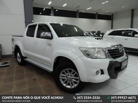 Toyota Hilux Cd Srv 4x4