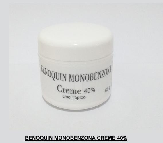 Benoquin Monobenzona Creme 40% - Clareamento Definitivo