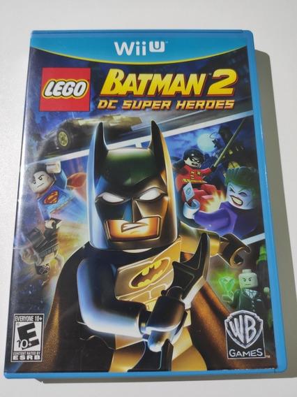 Lego Batman 2 Dc Super Heroes Americano Nintendo Wii U