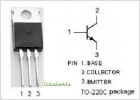 Tip50 Npn Silicio Chaveamento / Potência