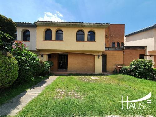 Imagen 1 de 23 de Casa En Condominio - Tlalpan