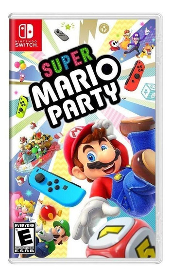Game Nintendo Switch Super Mario Party