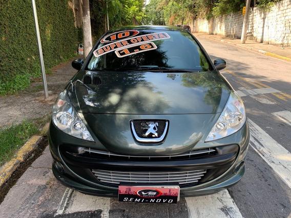 Peugeot 207 Passion 1.6 16v Xs Flex 2011