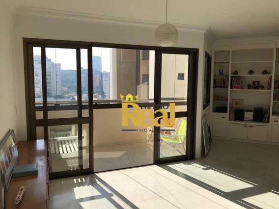 Apartamento Com 3 Dormitórios À Venda, 103 M² Por R$ 880.000 - Alto Da Lapa - São Paulo/sp - Ap6209