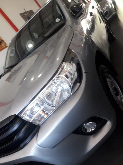 Toyota Hilux 2.4 Cd Dx 150cv 4x4 2016