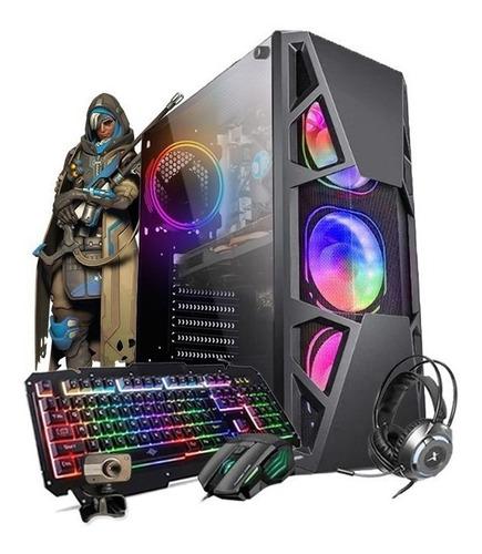 Pc Gamer Eros Intel I7 Gtx 1660 6gb 16gb Hd 1tb Ssd 480gb