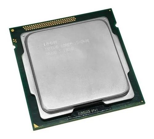 Imagem 1 de 2 de Processador Gamer Intel Core I5-2400  De 4 Núcleos E 3.1ghz