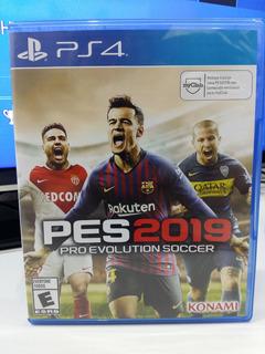 Pes 2019 Ps4 Playstation 4 - Juego Fisico Excelente Estado!