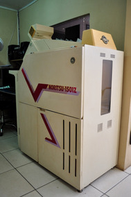 Faço Doação Minilab Noritsu 1501 (02 Unidades)