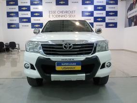 Toyota Hilux 2.7 Sr 4x2 Cd 16v Flex 4p Automatico 2014/2015
