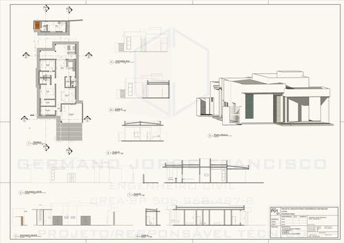 Projeto Arquitetônico Personalizado Residencial E Comercial