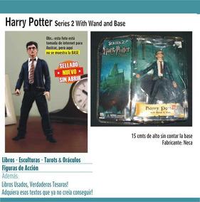 Harry Potter Con Varita Y Base