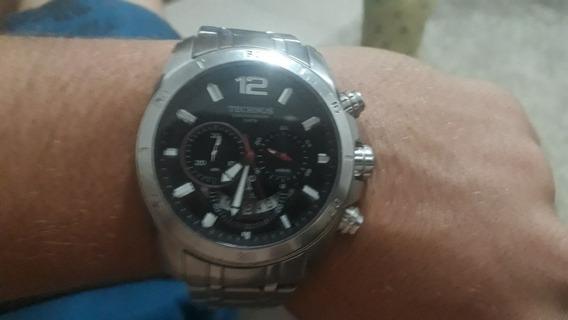 Relógio Techno Usado