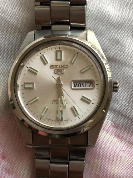 Relógio Seiko - Automatic 21 Jewels