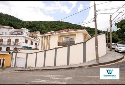 Imagem 1 de 12 de Casa Para Venda, 4 Dormitórios, Jardim Dos Estados - Poços De Caldas - 12556