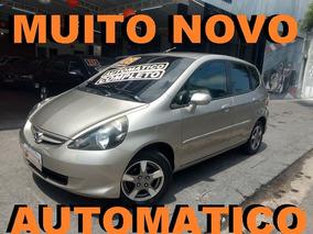 Honda Fit Automatico Lx 1.4 Muito Novo Confira