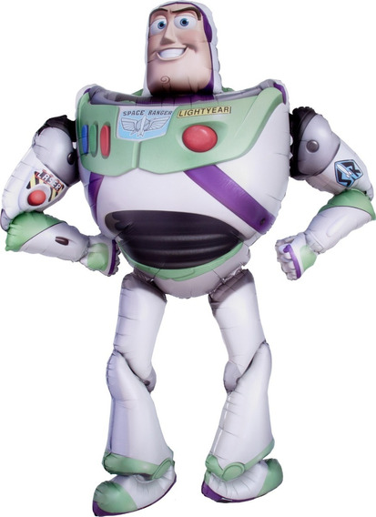 Globo 3d Airwalker Buzz Lightyear - Toy Story
