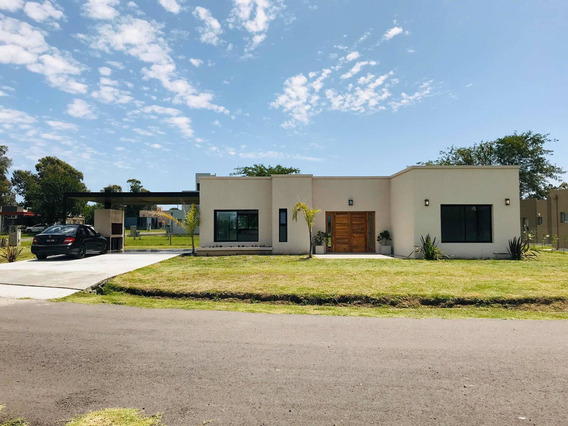 Exelente Casa A Estrenar Barrio Privado La Reserva De Hudson