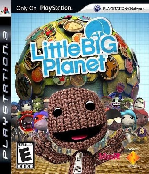 Little Big Planet 1 (ps3) Playstation 3 Português Comprar
