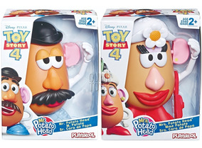Sr & Sra Cabeça De Batata - Toy Story 4 Collection - Hasbro