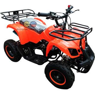 Cuadron 50cc Motor A Gasolina De 2 Tiempos 40 Km Velocidad