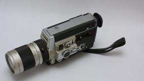 Filmadora Canon 1014 Super 8 Para Decoração Ou Coleção