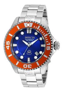 Reloj Invicta 20174 Automatico Pro Diver 300m Agente Oficial