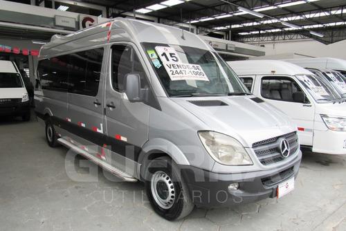 Mercedes-benz Sprinter 415 T.a. E.l. 2014/2015 19 Lug. Exec.