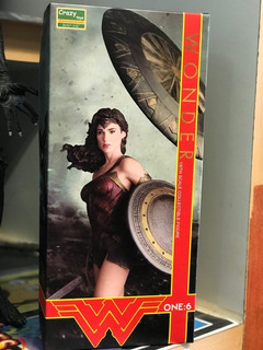 Figura De Wonder Woman De Crazy Toys Original.