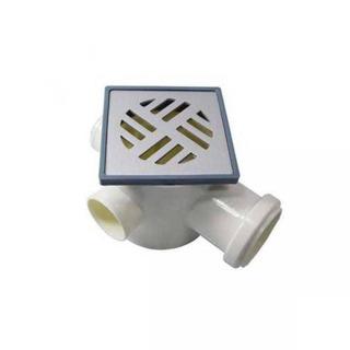 Kit C/ 3 Caixa Sifonada Amanco Quad Alum 100 X 100 X 50mm