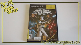 Star Wars Battlefront 2 Original - Playstation 2