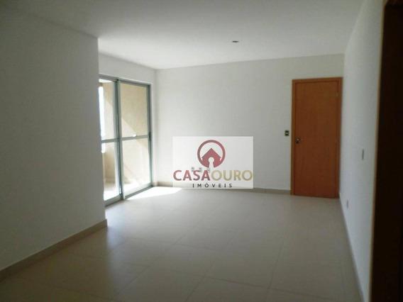 Apartamento Residencial À Venda, São Lucas, Belo Horizonte. - Ap0803