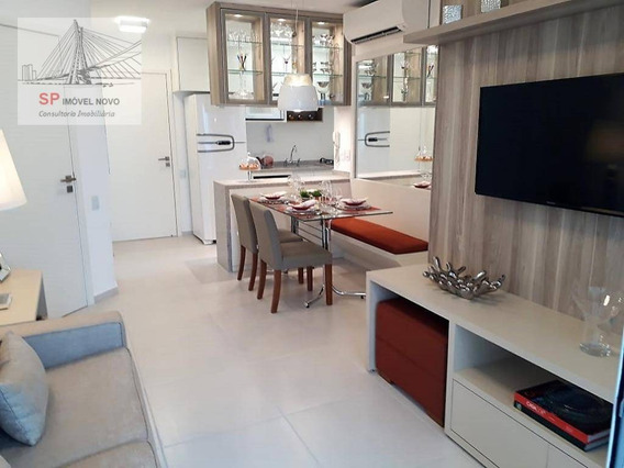 Apartamento À Venda, 65 M² Por R$ 520.000,00 - Vila Mascote - São Paulo/sp - Ap12679