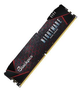Memoria Ram Gaming Nightmare Blackpcs 8 Gb