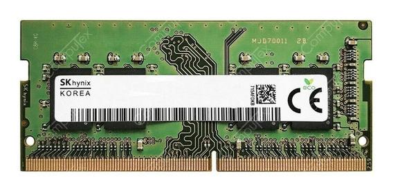 Memoria Ddr4 2666mhz Sodimm Hynix Notebook 4gb / Gtía Cuotas