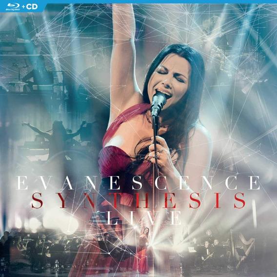 Blu-ray Evanescence - Synthesis Live Lacrado Importado