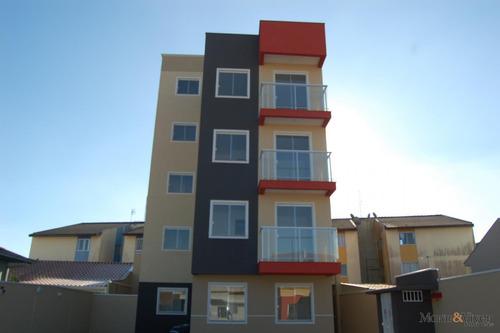 Imagem 1 de 15 de Apartamento Para Venda Em São José Dos Pinhais, Pedro Moro, 2 Dormitórios, 1 Banheiro, 1 Vaga - Sjp3118_1-1618133